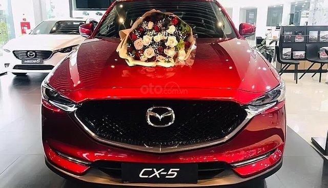 Bán xe Mazda CX 5 2.0AT sản xuất năm 2019, màu đỏ