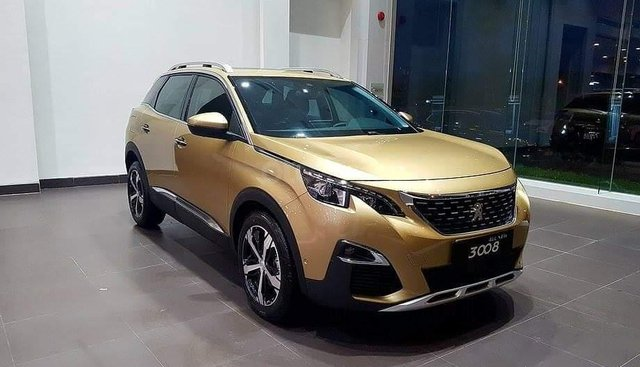 Cần bán xe Peugeot 3008 sản xuất 2019