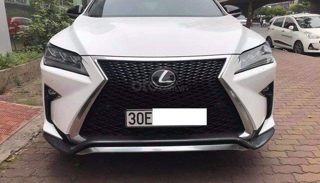 Bán Lexus Rx350 Fsport sản xuất 2016 đăng ký cá nhân