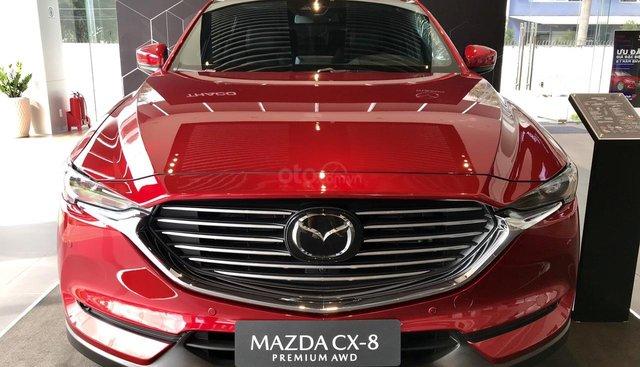 Bán Mazda CX-8 2.5 Premium FWD năm 2019, màu đỏ