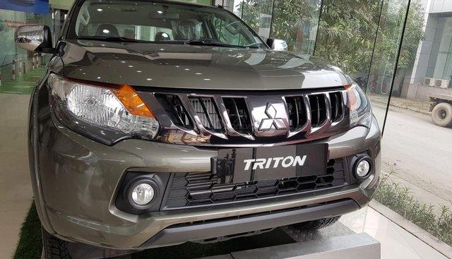 Mitsubishi Triton 4x2 AT nhập Thái Lan, giá đặc biệt tháng 7, gọi ngay nhận giá đặc biệt