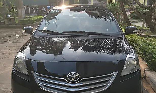 Bán ô tô Toyota Vios sản xuất năm 2011, màu đen số tự động