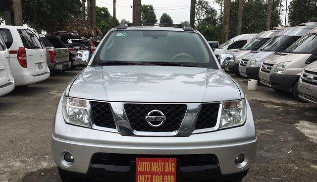 Bán Nissan Navara số tự động, bản cao cấp nhất của Nissan, 2 cầu, đời 2012, đăng ký 2013, biển Hà Nội