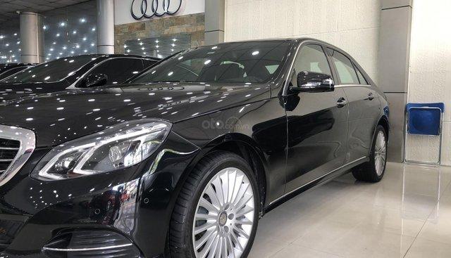 Cần bán Mercedes E400 đời 2014, màu đen, nhập khẩu nguyên chiếc
