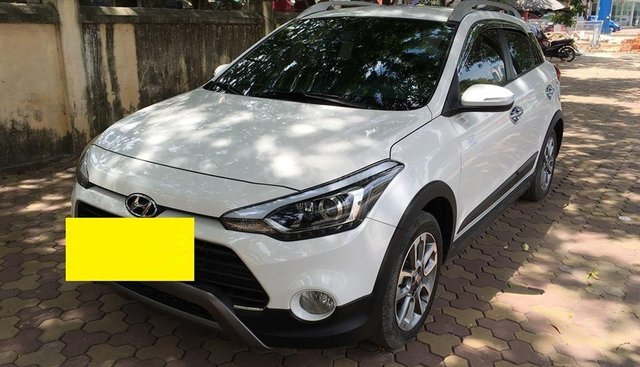 Bán xe Hyundai i20 Active sản xuất năm 2015, màu trắng, xe nhập số tự động giá cạnh tranh