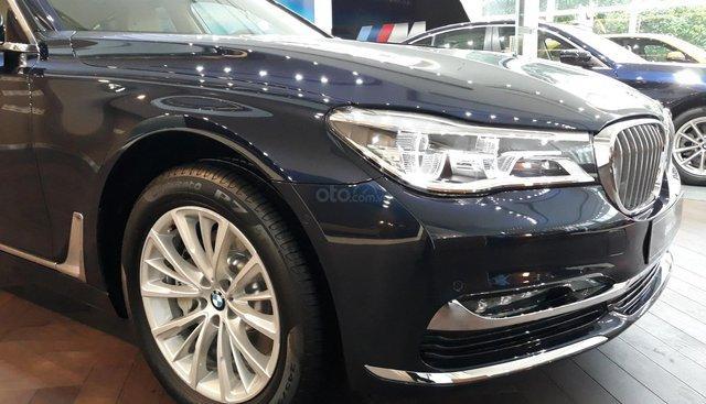 Cần bán BMW 7 Series S năm 2019, màu đen, nhập khẩu