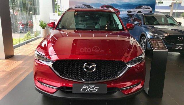 Bán ô tô Mazda CX 5 2.5 FWD đời 2019, màu đỏ, giá chỉ 954 triệu