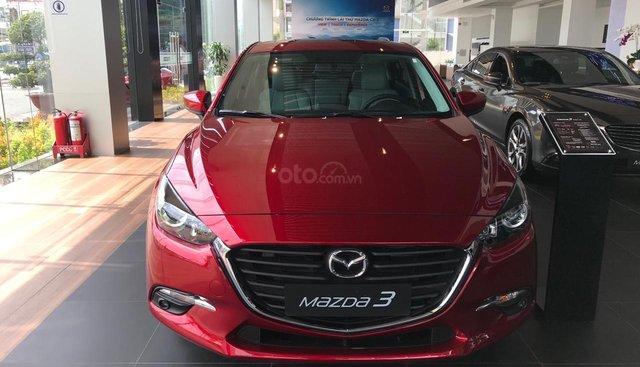 Bán xe Mazda 3 1.5 năm 2019, màu đỏ giá cạnh tranh