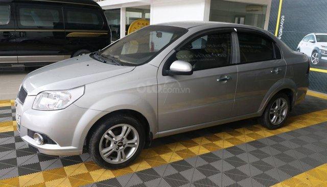 Cần bán xe Chevrolet Aveo 1.5L LT năm sản xuất 2016, màu bạc