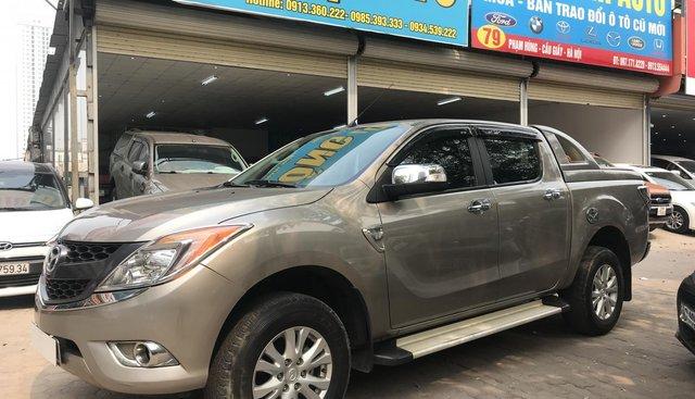 Bán ô tô Mazda BT 50 3.2 4x4 AT đời 2014, màu vàng, xe nhập