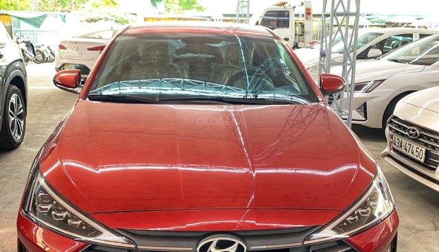 Giá xe Hyundai Elantra 2.0 2019, màu đỏ - xe giao ngay bao biển, hỗ trợ vay lãi suất thấp, LH: 0902.965.732 - Hữu Hân