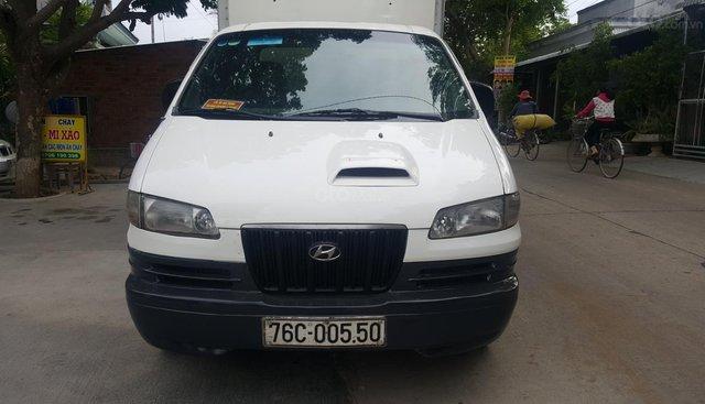 Bán xe Hyundai Libero đời 2001, màu trắng, nhập khẩu