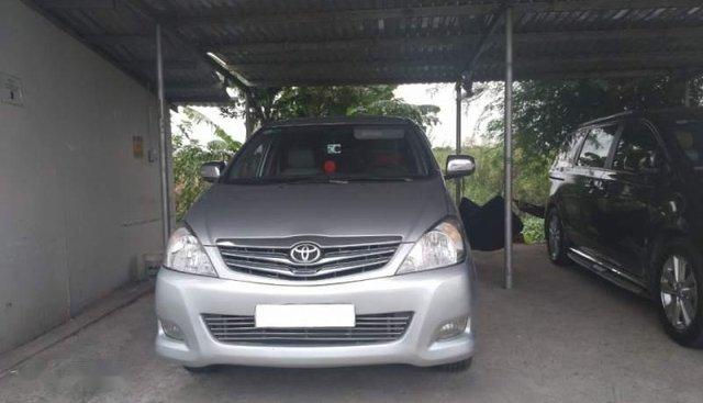Bán Toyota Innova đời 2011, màu bạc, giá chỉ 50 triệu