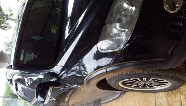 Bán xe Chevrolet Captiva đời 2008, màu đen, nhập khẩu