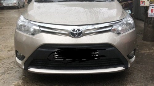 Bán Toyota Vios 1.5 MT năm sản xuất 2016