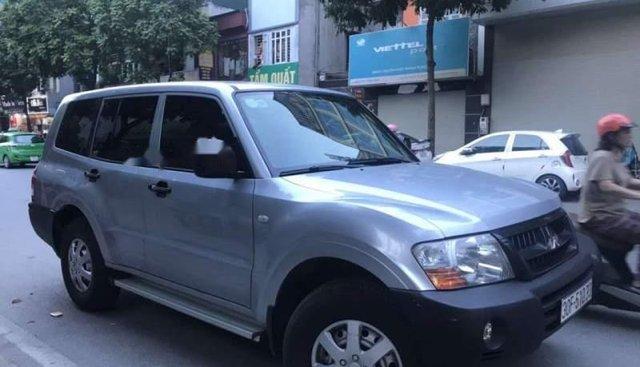 Bán xe Mitsubishi Pajero đời 2005, màu bạc
