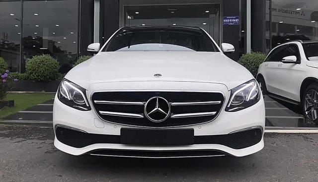 Cần bán xe Mercedes E200 Sport 2019, màu trắng