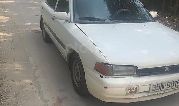 Bán Mazda 323 1.6 MT 1995, màu trắng, nhập khẩu Nhật Bản