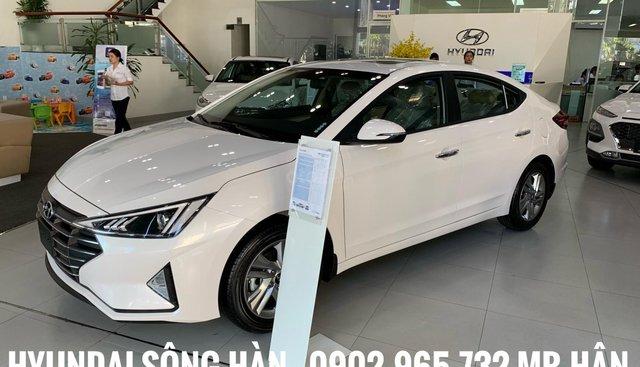 Hyundai Elantra 2019 giao ngay, KM 20 triệu trong tháng 8, chỉ cần 200 triệu để nhận xe, LH: 0902.955.732 Hữu Hân