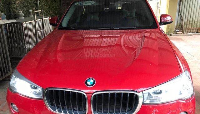 Bán BMW X3 đăng ký 2016, xe nguyên bản