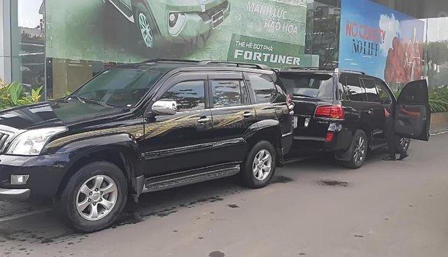 Bán Toyota Prado đời 2007, màu đen, nhập khẩu