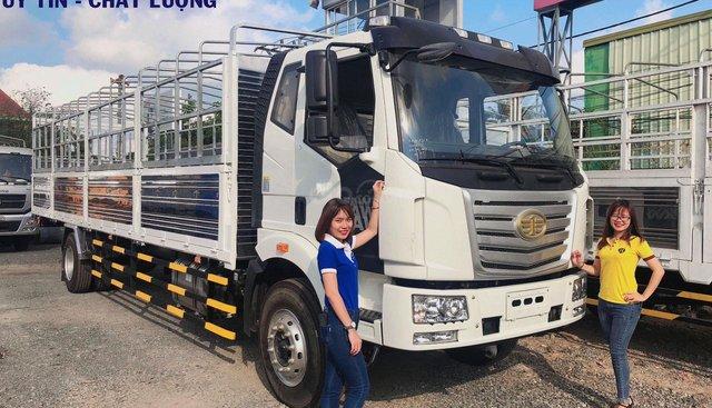Bán xe tải FAW 9T thùng dài