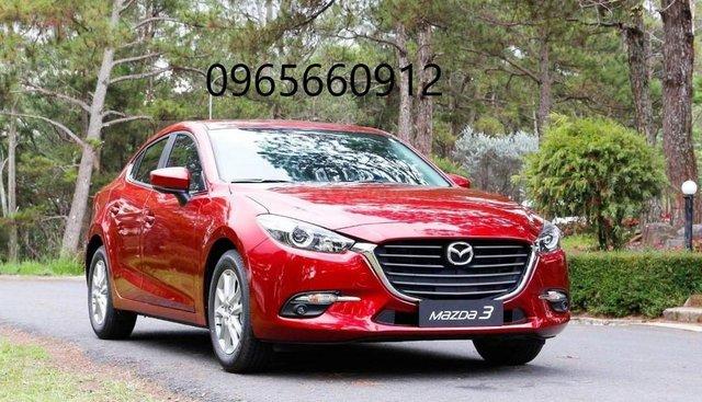 Bán Mazda 3 ông vua bán chạy nhất phân khúc được ưu đãi lên tới 70 triệu