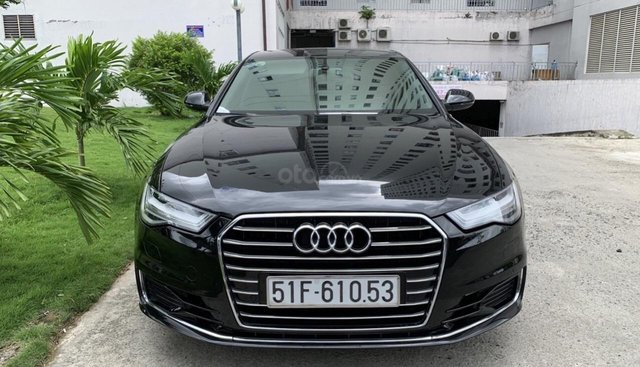 Bán Audi A6 2015 xe đẹp, không lỗi bao check tại hãng