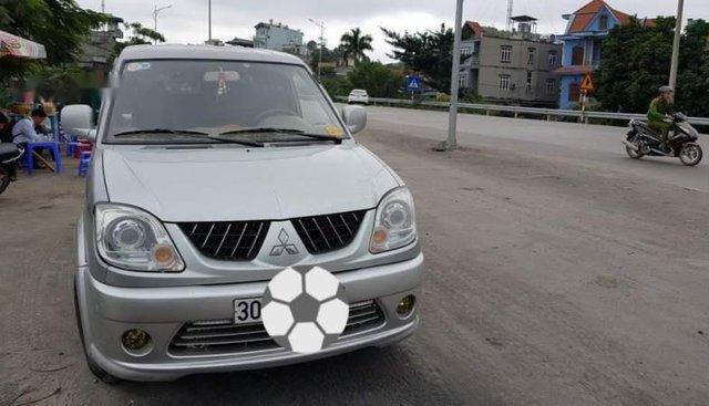 Gia đình bán lại xe Mitsubishi Jolie 2005, màu bạc