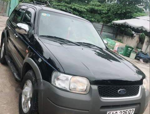 Bán ô tô Ford Escape năm sản xuất 2003, màu đen, nhập khẩu