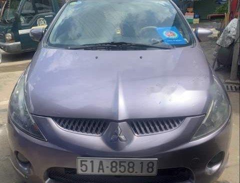 Bán xe Mitsubishi Grandis SX 2005, màu tím, nhập khẩu