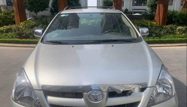 Bán Toyota Innova G năm sản xuất 2009, màu bạc, chính chủ