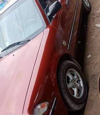 Bán Toyota Corona đời 1990, màu đỏ, nhập khẩu nguyên chiếc, giá chỉ 90 triệu