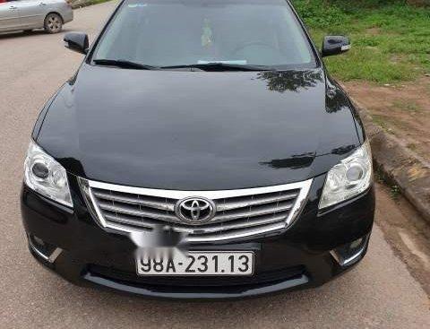 Chính chủ bán Toyota Camry 2.4G đời 2012, màu đen
