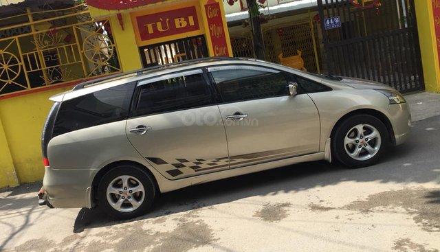 Bán xe Grandis 2007, số tự động, màu vàng cát còn mới tinh