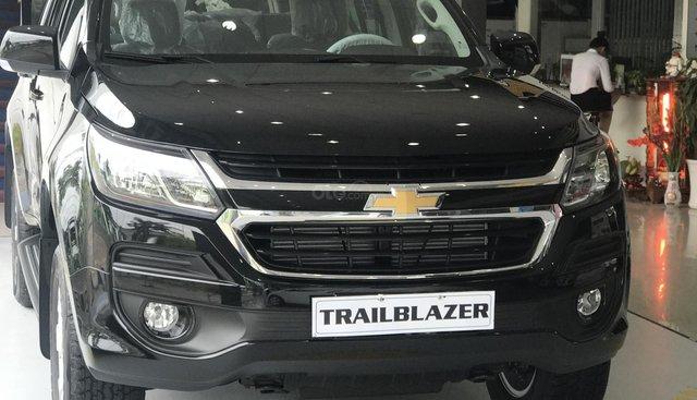 Chevrolet Trailblazer 2.5MT 4X2 (số sàn), hỗ trợ vay 80-90% giá trị xe, không cần chứng minh thu nhập