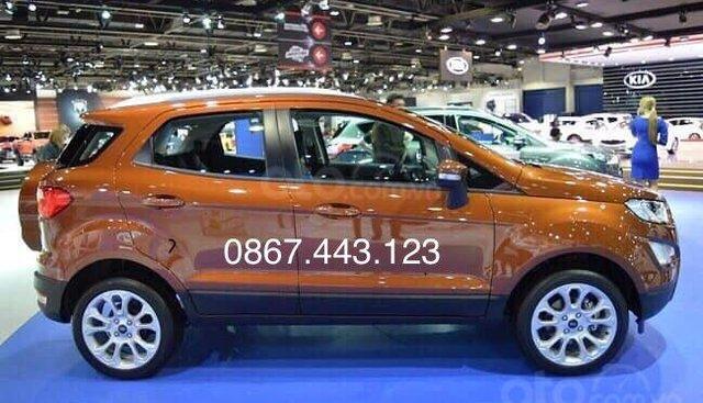 Bán Ford EcoSport Titanium 1.5L đời 2019, có đủ màu, đủ dòng giao nhanh, chỉ từ 200tr đón ngay xe về nhà