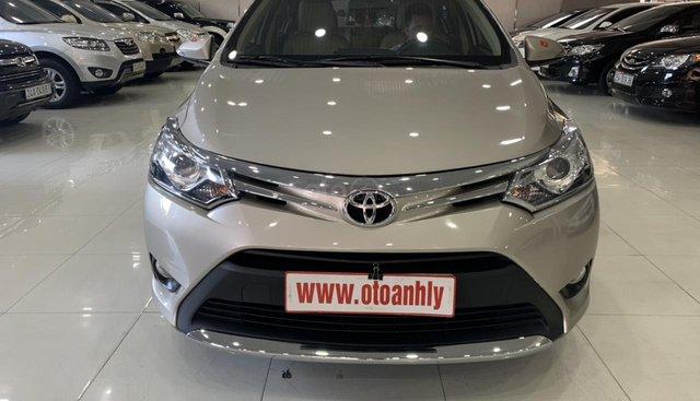 Bán ô tô Toyota Vios đời 2018