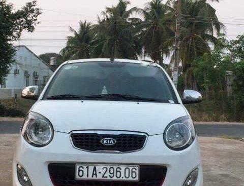 Chính chủ bán ô tô Kia Morning đời 2011, màu trắng