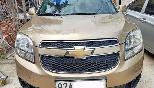 Bán xe cũ Chevrolet Orlando đời 2012, màu vàng