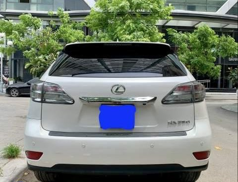 Bán Lexus RX đời 2011, màu trắng, nhập khẩu