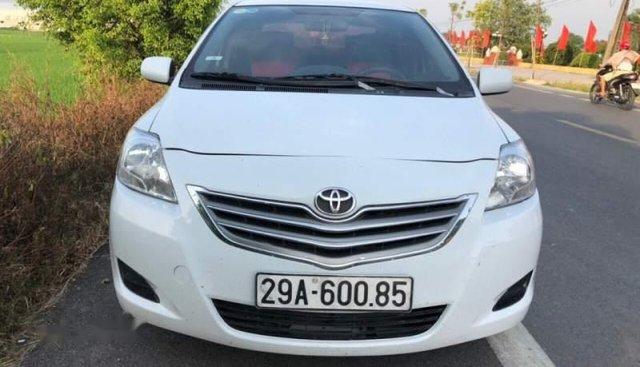 Bán Toyota Vios 2012, màu trắng
