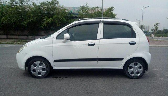 Bán ô tô Chevrolet Spark 2009, màu bạc, nhập khẩu