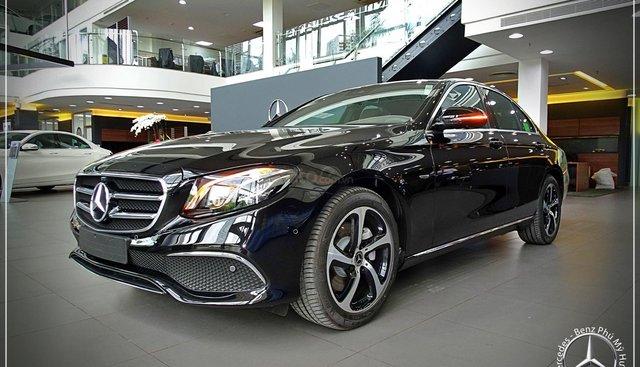 Bán xe Mercedes-Benz E200 Sport New 2019 - hỗ trợ Bank 80% - có xe giao ngay - ưu đãi tốt, LH 0919 528 520