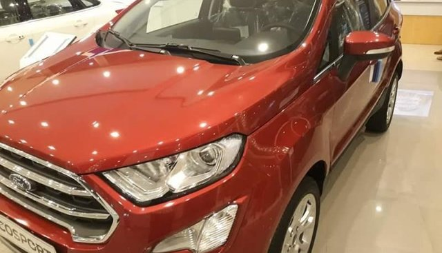 Bán xe Ford EcoSport đời 2019, giá cạnh tranh