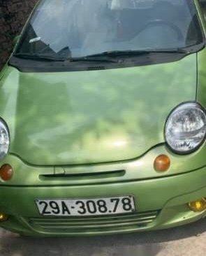 Bán xe Daewoo Matiz SE đời 2006, màu xanh lục, giá cạnh tranh