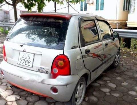 Cần bán lại xe Chery QQ3 sản xuất năm 2011, giá chỉ 75 triệu