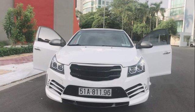 Bán Chevrolet Cruze đời 2014, màu trắng, nhập khẩu
