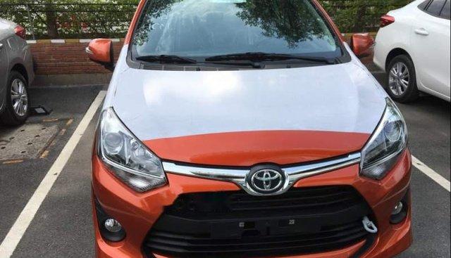 Bán Toyota Wigo 1.2AT đời 2019, xe nhập