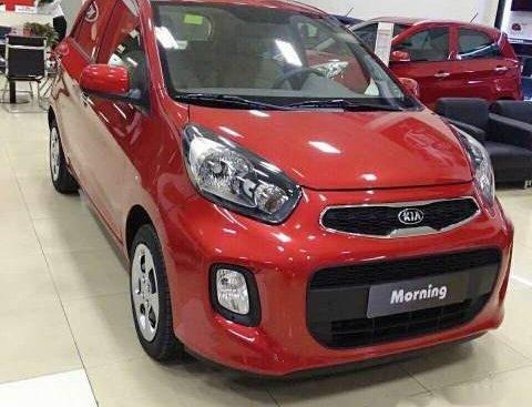 Bán xe Kia Morning sản xuất 2019, màu đỏ